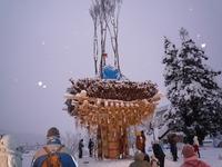 『道祖神祭り』