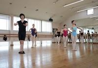 お教室訪問*加藤由紀子バレエ教室*2