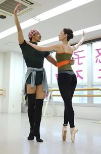 ライモンダのパ・ド・ドゥ!*建林悠子バレエスタジオ