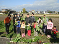福岡『あ.るっく』収穫体験
