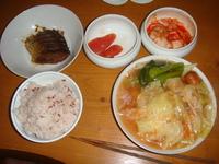 漢(一応オトコと読みましょう)飯