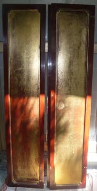 4尺仏壇箔押し編