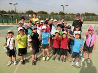 let's enjoy tennis ワンデーキャンプ(#^.^#)