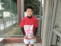 1月9日(祝・月)春日公園 男女シングルステニス大会の結果です。