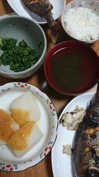 最近の夕食☆レシピ