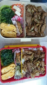 最近のお弁当☆
