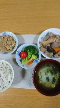 夕食☆朝食(レシピ)