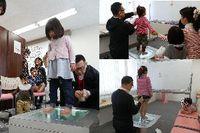 春休み子ども足測定【4月5日開催】運動不足も一目でわかる。 「子どもの足測定」