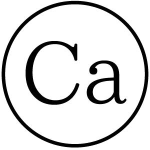 カルシウムの種類
