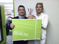 2/19 crossfm ラジオ出演しました!!