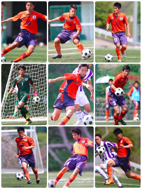 九州国際大学付属高サッカー部B