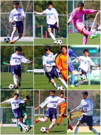 八女学院高校サッカー部(323枚)