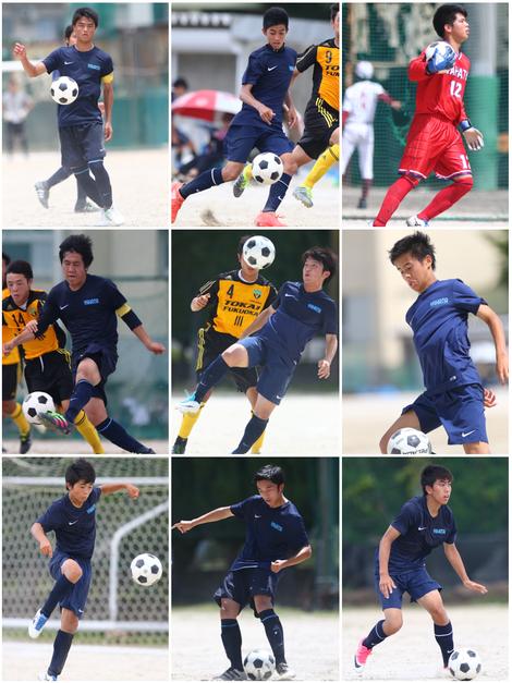 八幡高校サッカー部