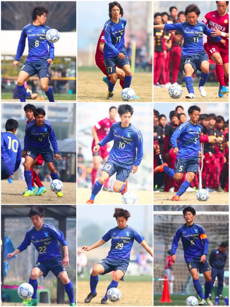 九州共立大学サッカー部