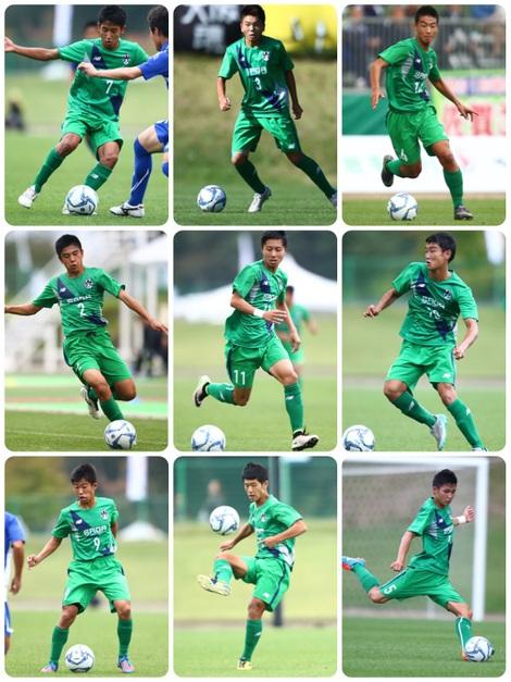 国体少年サッカー佐賀県代表(U-16)