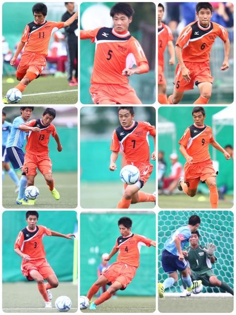 国体少年サッカー宮崎県代表(U-16)