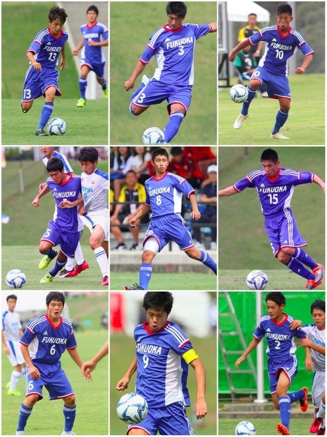 国体福岡U-16