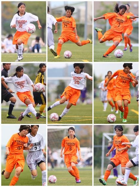 福岡女学院高校サッカー部