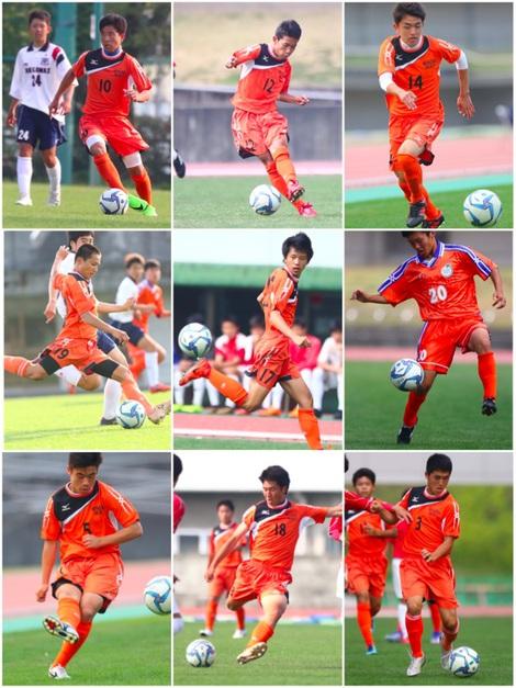 国体宮崎サッカーU-16
