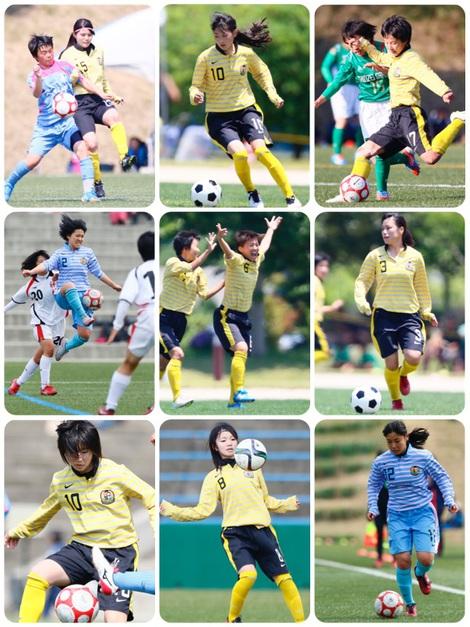 東海大熊本星翔高女子サッカー部