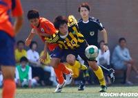 【写真特集】九国大付Bが東海大福岡に3-1で勝利(写真16枚)