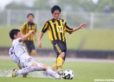 福岡県高校サッカー総体予選