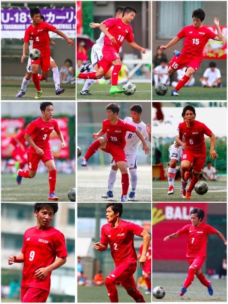 東福岡高校サッカー部B