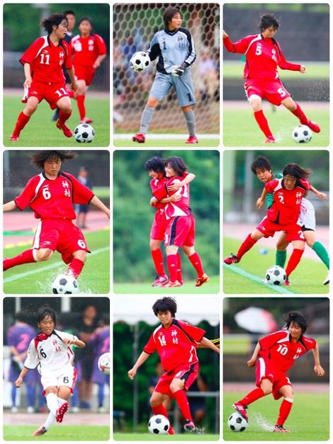 神村学園高女子サッカー部