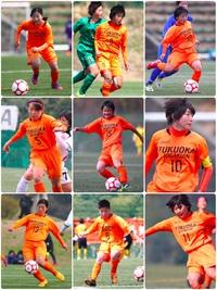 福岡女学院高女子サッカー部