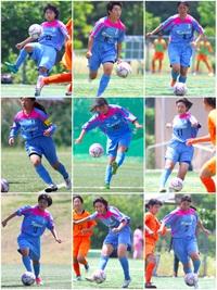 福岡海星女子学院高サッカー部(263枚)