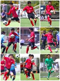 福岡高校サッカー部(98枚)