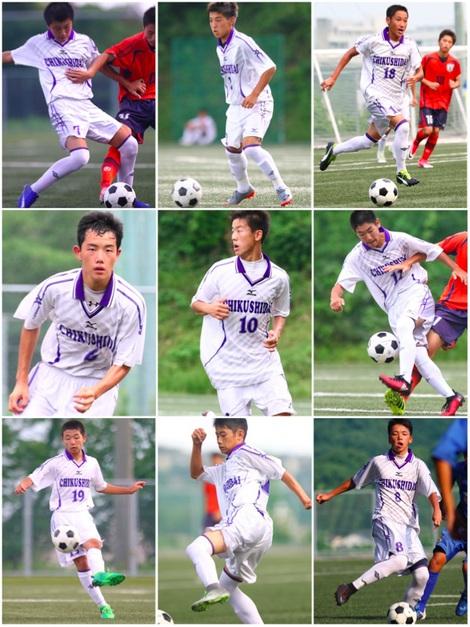 筑紫台高校サッカー部
