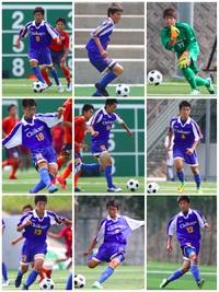 筑陽学園高校サッカー部1年生(178枚)