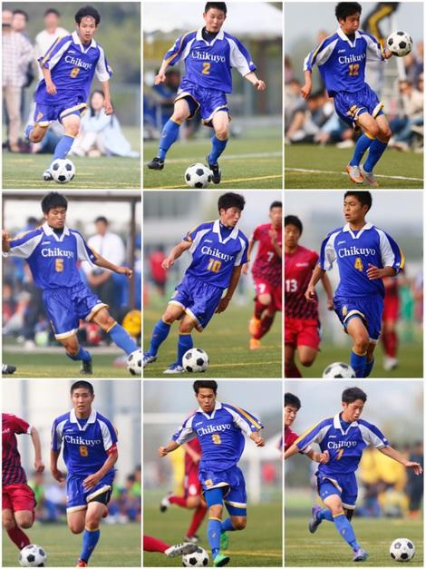 筑陽学園高校サッカー部