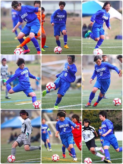 福岡舞鶴高女子サッカー部