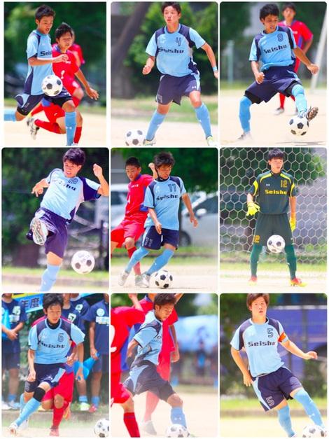 誠修高校サッカー部