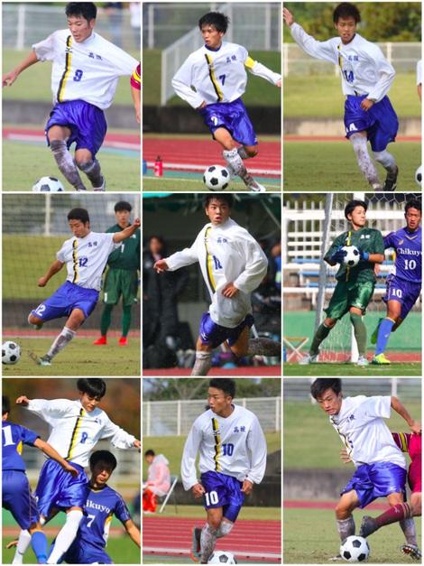 高稜高校サッカー部