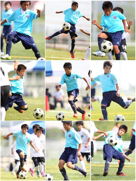 サガン鳥栖U-13 vs バレイア熊本U-13