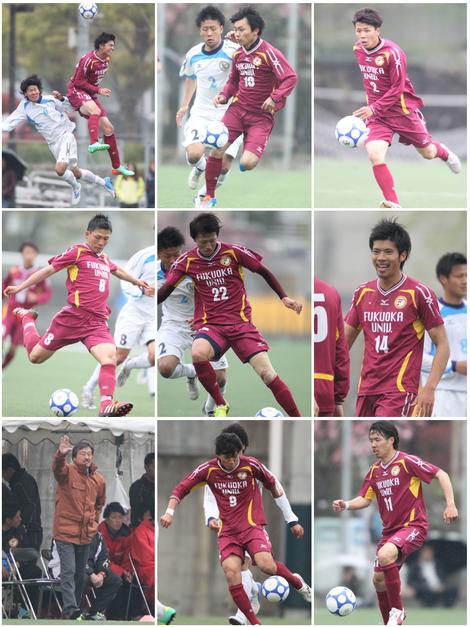 福岡大学サッカー