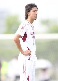 九州大学サッカー注目選手