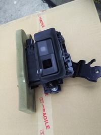 自動ブレーキ装置のレーザーレーダーセンサ