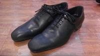 靴磨き、カカト修理、すぐできます!