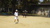 T本先生お疲れ様 テニス大会
