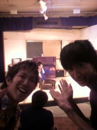5日目稽古☆ 2009/08/12 01:04:32