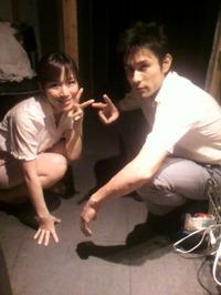 六畳キャスト真一さん☆ 2009/08/17 02:05:55
