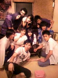 千秋楽! 2009/08/17 10:46:27