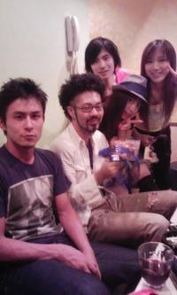 日曜の顔合わせ☆ 2009/07/14 06:46:39