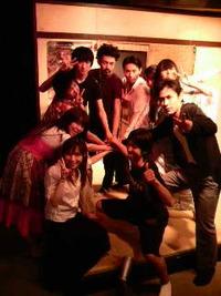初日公演! 2009/08/14 03:21:40