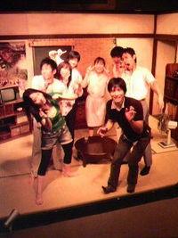 今日の集合写真☆☆ 2009/08/16 01:20:51