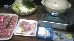 水炊き (^人^)